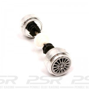 Carrera Rear Axle Audi R8