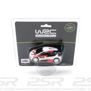 WRC Toyota Yaris No.7