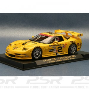 Fly Chevrolet Corvette C5R No.2 Daytona 24h 2001 A123
