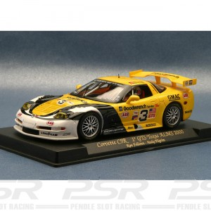 Fly Chevrolet Corvette C5R No.3 Texas ALMS 2000 A124