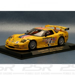 Fly Chevrolet Corvette C5R No.4 Le Mans 2001 A125
