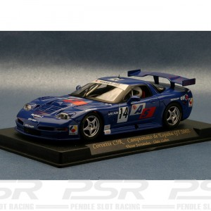 Fly Chevrolet Corvette C5R No.14 Spanish GT 2002 A128