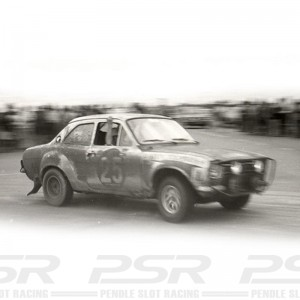Fly Ford Escort No.25 Rally Safari 1971