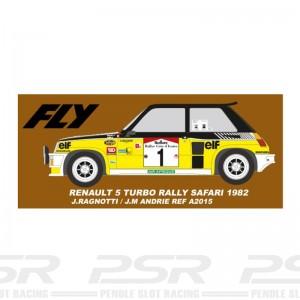 Fly Renault 5 Rally Costa De Marfil 1982
