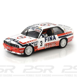 Fly BMW M3 E30 No.3 24h Spa 1992