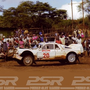 Fly Lancia 037 Safari Rally 1986 Critios/Kravos