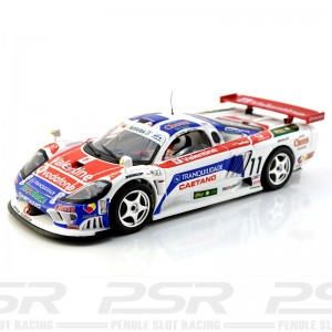 Fly Saleen S7R No.11 Campeon de Espana GT 2002