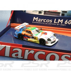 Fly Marcos 600 LM Spanish GT Championship 2001 A28