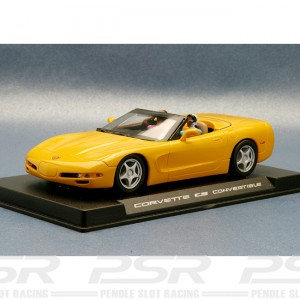 Fly Chevrolet Corvette Convertible Yellow A562-88088