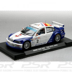 Fly BMW 320i E46 No.2 FIA ETCC 2003 A625-88123