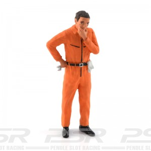 Figurenmanufaktur Mechanic Orange Figure