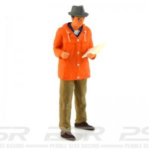 Figurenmanufaktur Racing Manager Figure