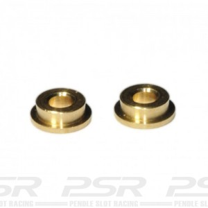 All Slot Car Flanged Bearings AS012