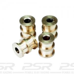 Avant Slot Double Brass Axle Bearings x4 AS20414