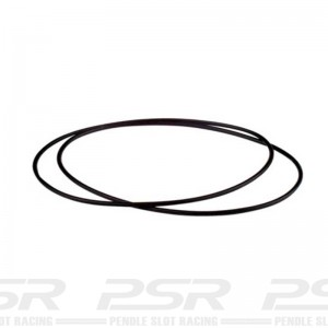 Avant Slot 4WD Black Rubber Transmission Belt