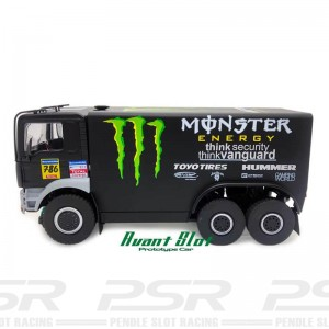 Avant Slot MAN Truck 6WD Monster