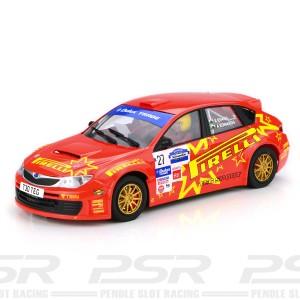 Avant Slot Subaru Impreza Pirelli Elfyn Evans