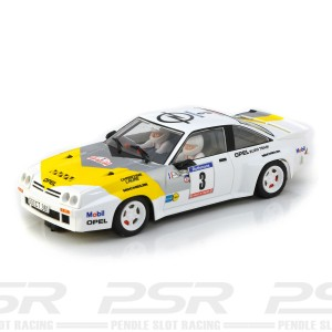 Avant Slot Opel Manta No.3 Tour De Corse 1984