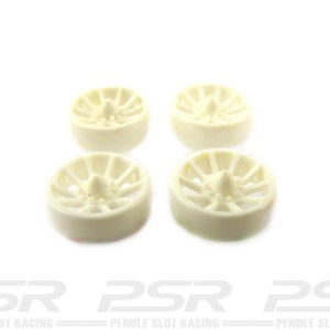 All Slot Car GP Wheel Inserts Front 10.6mm