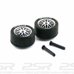 Fly Corvette C5-R Front Axle Kit