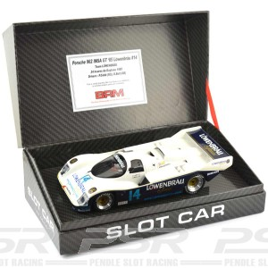 BRM Porsche 962 IMSA GT No.14 Lowenbrau - 1:24th Scale
