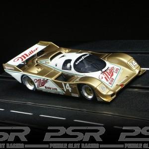 BRM Porsche 962C No.14 Miller BRM-010