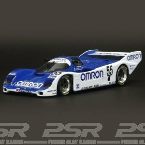 BRM Porsche 962C No.55 Omron Racing Team BRM-020