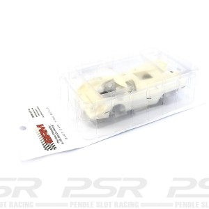 BRM Porsche 917K White Kit - 1/24th Scale