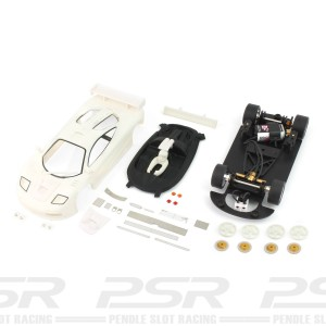 BRM McLaren F1 GTR White Kit - 1/24th Scale