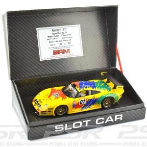 BRM 1/24 Porsche 911 GT1 No.01 Rohr