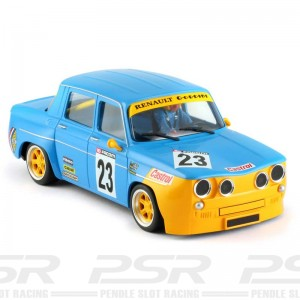 BRM Renault R8 Gordini Yellow/Blue Renault No.23
