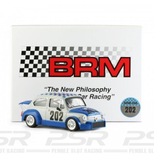 BRM 1/24 Fiat Abarth 1000 TCR No.202