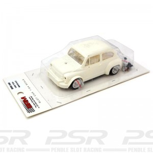 BRM Fiat Abarth 1000 TCR White Kit - 1/24th Scale