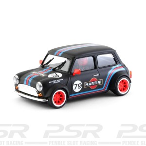 BRM Mini Cooper Martini Black No.79 - 1/24th Scale
