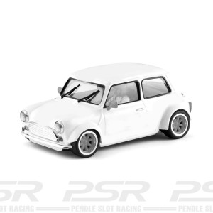 BRM Mini Cooper White Kit - 1/24th Scale