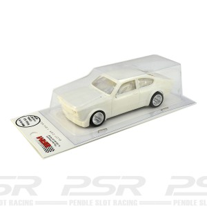 BRM Opel Kadett GT/E White Kit B - 1/24th Scale