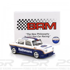 BRM Simca 1000 Rothmans Edition - 1/24th Scale