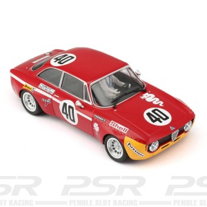 BRM Alfa Romeo GTA 1300 Junior No.40 - 1/24th Scale