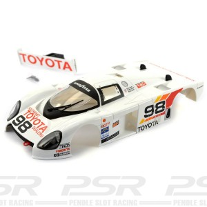 BRM Toyota 88C No.98 Dealers Body - 1:24th Scale