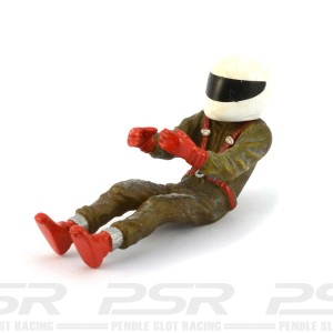 BRM 1:24th Driver Figure Miller