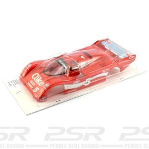 BRM Porsche 962 IMSA Coke Body - 1:24th Scale