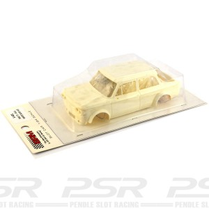 BRM NSU TT White Body Kit - 1:24th Scale