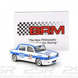 BRM Simca 1000 Rally Danome No.47 Special Edition - 1/24th Scale