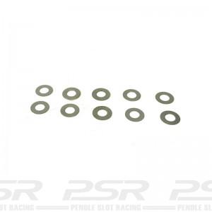 BRM 3mm Axle Steel Washers 0.25mm