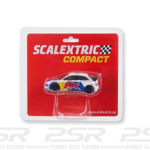 SCX Compact Audi S1 WRX Red Bull
