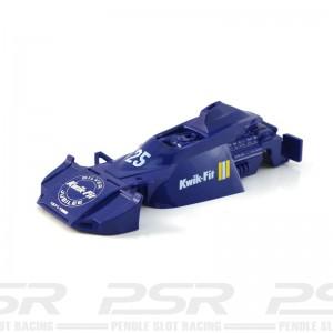 Scalextric Brabham BT44B No.25 Kwik-Fit Blue Body