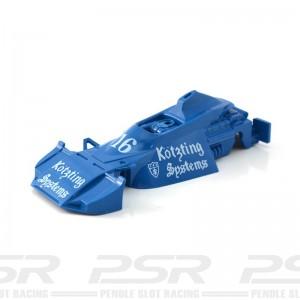 Scalextric Brabham BT44B No.16 Kotzting Blue Body