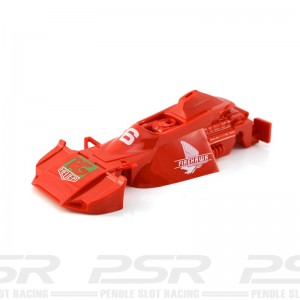Scalextric Brabham BT44B No.6 Firehawk Red Body