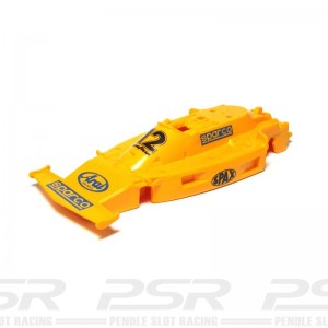 Scalextric Ferrari 312T No.12 Sparco Yellow Body