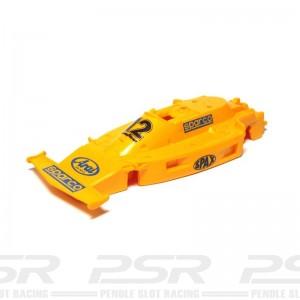 Scalextric Ferrari 312T No.12 Sparco Yellow Body
